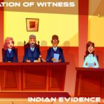 Examination of Witness as per the Indian Evidence Act,1872
