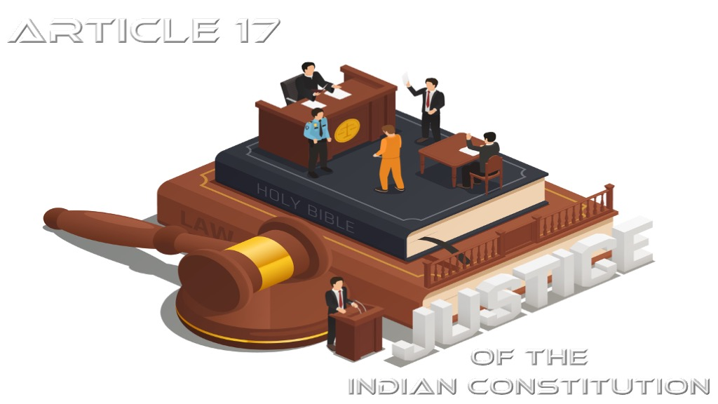 Read more about the article Indian Constitution Articles | Article 17 [2021]